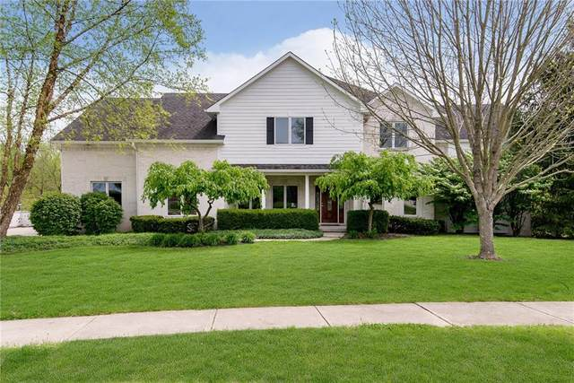 131 Woodfield Place, Danville, IN 46122 (MLS #21703250) :: The Indy Property Source