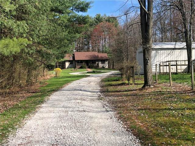 8000 Locust Lake Road, Spencer, IN 47460 (MLS #21703251) :: The Indy Property Source