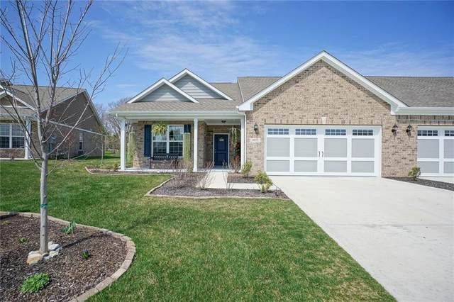 4052 Galena Drive, Avon, IN 46123 (MLS #21703256) :: Mike Price Realty Team - RE/MAX Centerstone