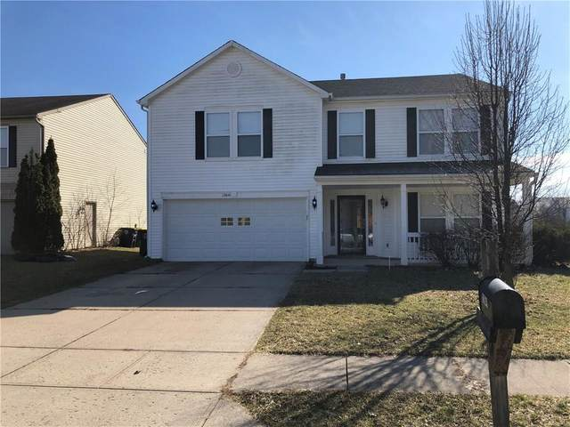 12641 Bearsdale Drive, Indianapolis, IN 46235 (MLS #21703272) :: The Indy Property Source