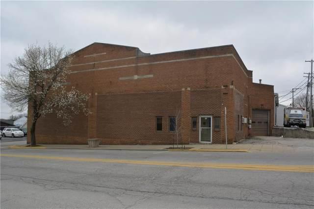115 N Jackson Street, Greencastle, IN 46135 (MLS #21703292) :: The Indy Property Source