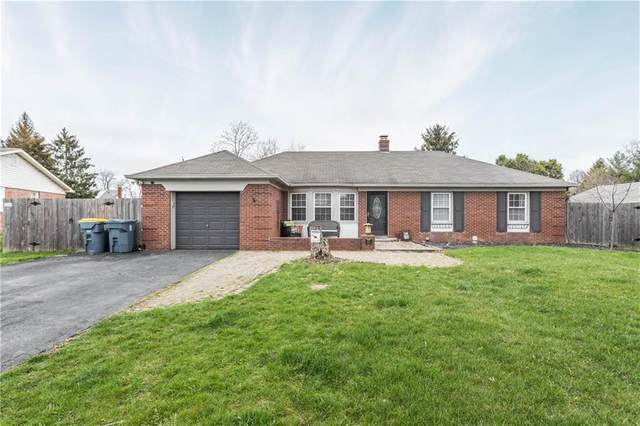 922 Chapel Hill W Drive, Indianapolis, IN 46214 (MLS #21703331) :: The Indy Property Source