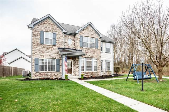 1680 Arbor Springs Drive, Brownsburg, IN 46112 (MLS #21703332) :: Heard Real Estate Team | eXp Realty, LLC