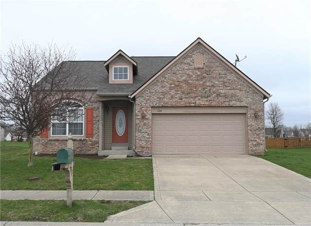 1233 Northcliffe Drive, Avon, IN 46123 (MLS #21703335) :: Heard Real Estate Team | eXp Realty, LLC