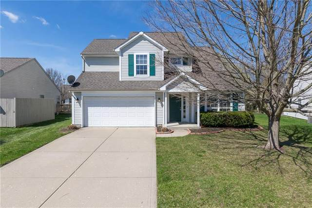 11200 Arborwood Trail, Carmel, IN 46032 (MLS #21703360) :: The Indy Property Source