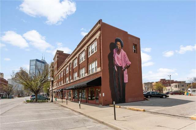 450 Massachusetts Avenue #204, Indianapolis, IN 46204 (MLS #21703367) :: AR/haus Group Realty