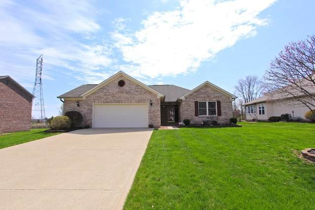 10143 Ironway Drive #0, Indianapolis, IN 46239 (MLS #21703376) :: David Brenton's Team