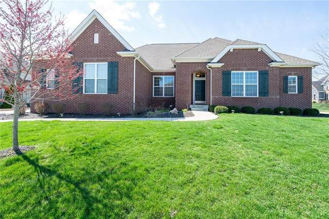 16765 Maines Valley Drive, Noblesville, IN 46062 (MLS #21703377) :: David Brenton's Team