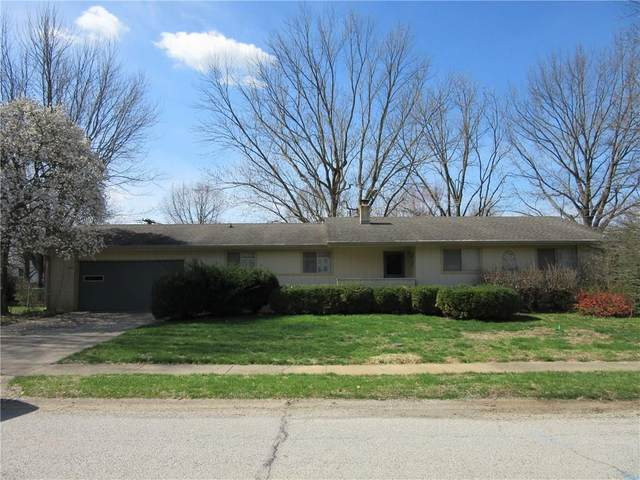 941 Mellowood Drive, Indianapolis, IN 46217 (MLS #21703397) :: The Indy Property Source