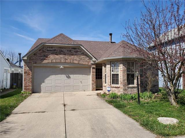 5644 Hyacinth Way, Indianapolis, IN 46254 (MLS #21703412) :: The Indy Property Source