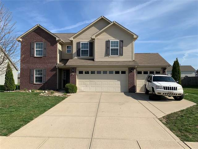 2681 Armaugh Drive, Brownsburg, IN 46112 (MLS #21703431) :: Mike Price Realty Team - RE/MAX Centerstone