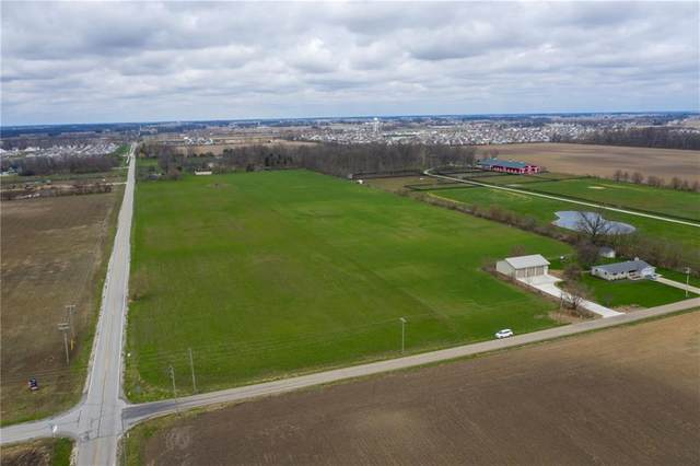 8516 S 1000 W, Pendleton, IN 46064 (MLS #21703439) :: HergGroup Indianapolis