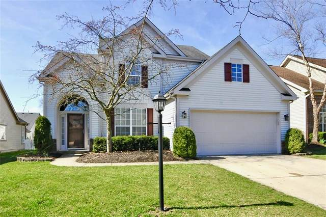 10215 Lauren Pass, Fishers, IN 46037 (MLS #21703444) :: Heard Real Estate Team | eXp Realty, LLC