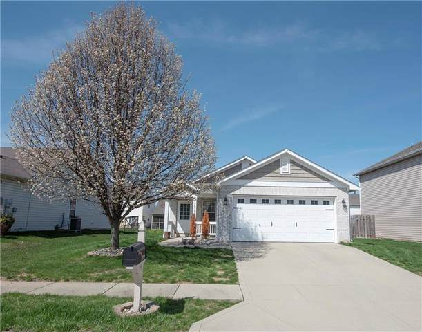 10196 Morning Sun Court, Avon, IN 46123 (MLS #21703451) :: The Indy Property Source