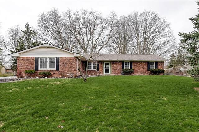 7754 Graham Road, Indianapolis, IN 46250 (MLS #21703454) :: Mike Price Realty Team - RE/MAX Centerstone