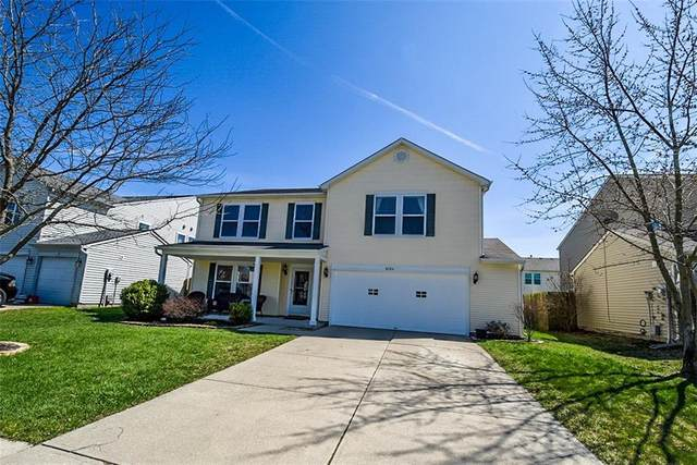 8084 S Midsummer Boulevard, Pendleton, IN 46064 (MLS #21703459) :: The Indy Property Source