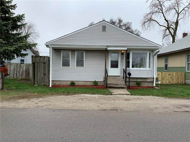 610 E Elm Street, Lebanon, IN 46052 (MLS #21703472) :: The Indy Property Source