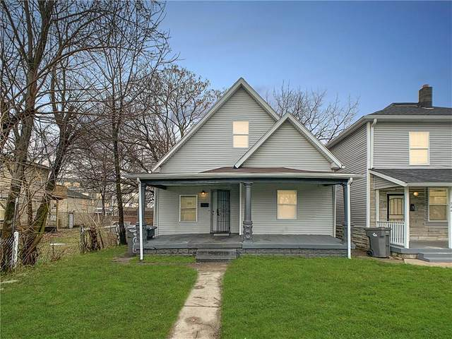 546 W 26th Street, Indianapolis, IN 46208 (MLS #21703475) :: The Indy Property Source