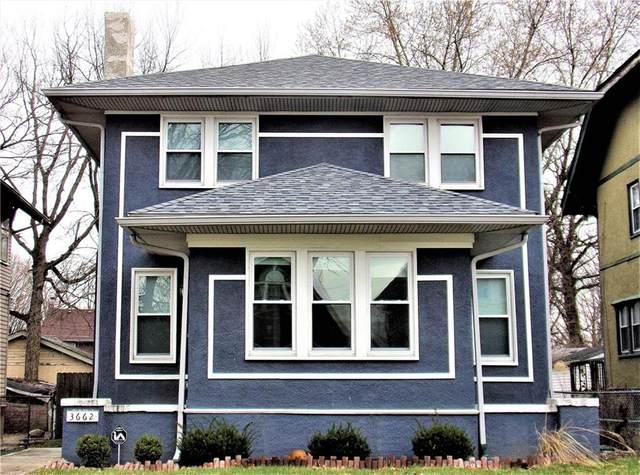 3662 Birchwood Avenue, Indianapolis, IN 46205 (MLS #21703482) :: Richwine Elite Group