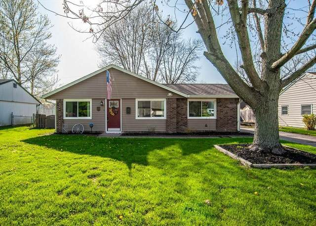 1012 Ashland Avenue, New Whiteland, IN 46184 (MLS #21703495) :: The Indy Property Source