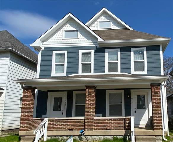 1011 N Harlan Street, Indianapolis, IN 46203 (MLS #21703498) :: Mike Price Realty Team - RE/MAX Centerstone