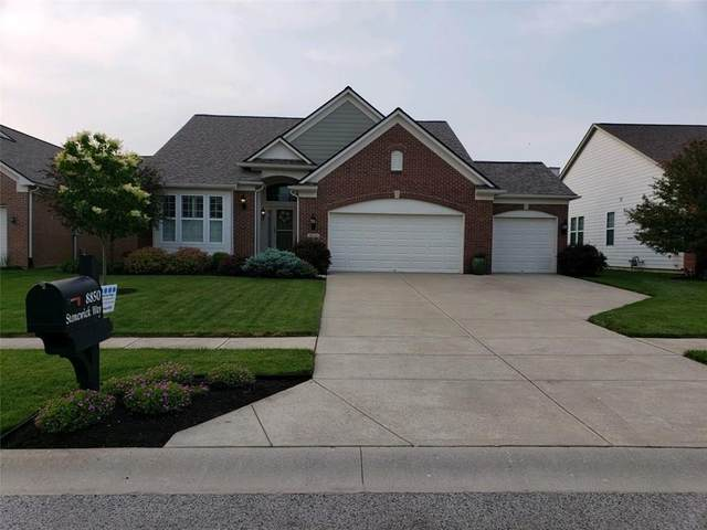 8850 Stonewick Way, Zionsville, IN 46077 (MLS #21703520) :: Mike Price Realty Team - RE/MAX Centerstone