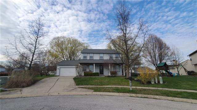 8 Parkside Court, Brownsburg, IN 46112 (MLS #21703528) :: Mike Price Realty Team - RE/MAX Centerstone
