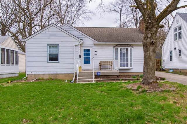 2626 E Northgate Street, Indianapolis, IN 46220 (MLS #21703532) :: The Indy Property Source