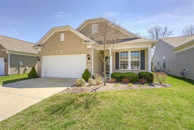 12899 Gloria Drive, Fishers, IN 46037 (MLS #21703548) :: Heard Real Estate Team | eXp Realty, LLC