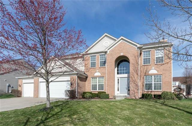11835 Kittery Drive, Fishers, IN 46037 (MLS #21703573) :: Heard Real Estate Team | eXp Realty, LLC