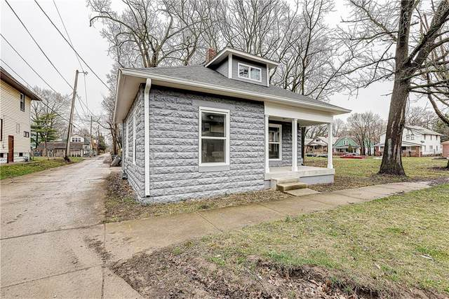 315 N Dequincy Street, Indianapolis, IN 46201 (MLS #21703603) :: Mike Price Realty Team - RE/MAX Centerstone