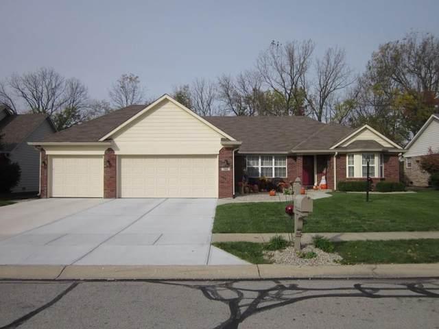 7352 Plantation Lane, Avon, IN 46123 (MLS #21703644) :: HergGroup Indianapolis