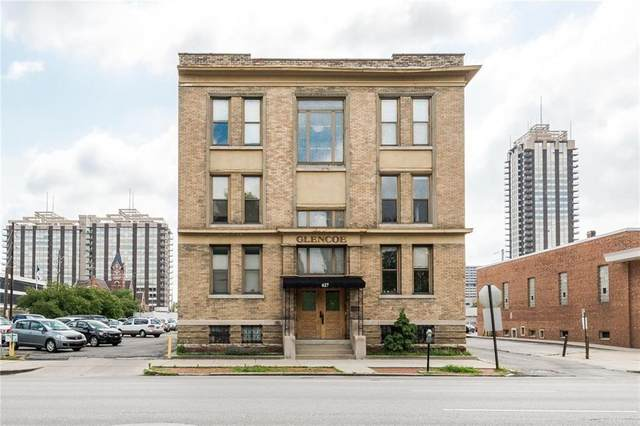 627 N Pennsylvania Street 2/B, Indianapolis, IN 46204 (MLS #21703653) :: AR/haus Group Realty