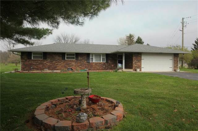 6524 E State Road 144, Mooresville, IN 46158 (MLS #21703654) :: Richwine Elite Group