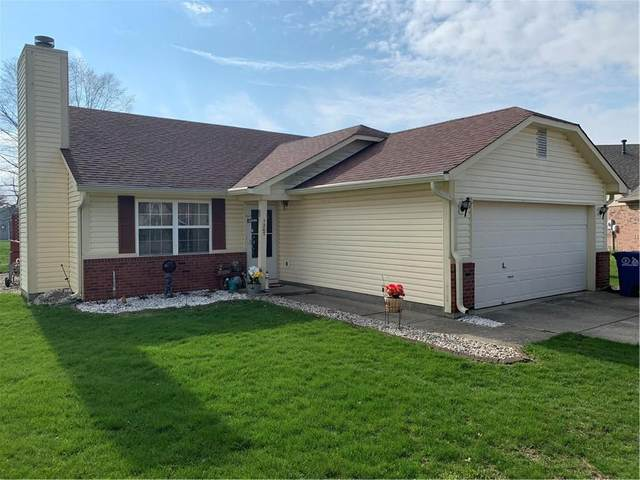 1207 Western Court, Shelbyville, IN 46176 (MLS #21703672) :: David Brenton's Team