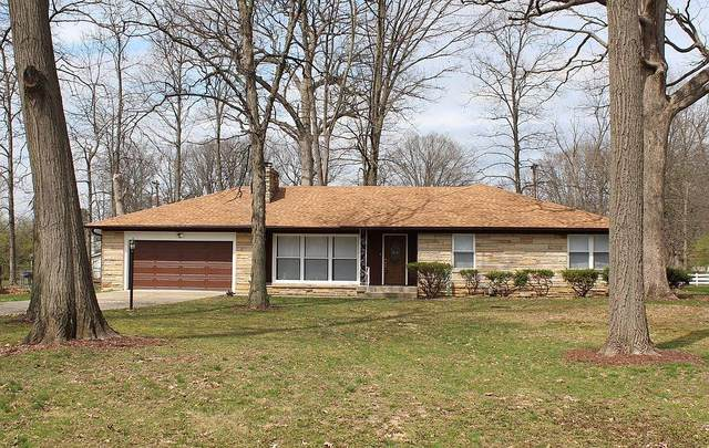 3840 Marrison Place, Indianapolis, IN 46226 (MLS #21703680) :: Richwine Elite Group
