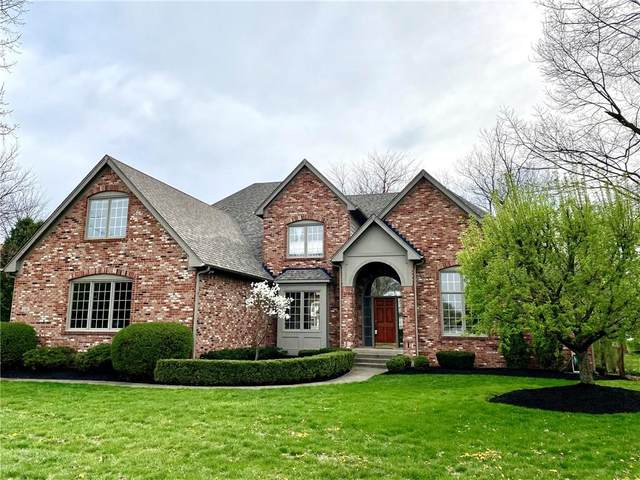 13785 Beam Ridge Drive, Mccordsville, IN 46055 (MLS #21703689) :: Richwine Elite Group