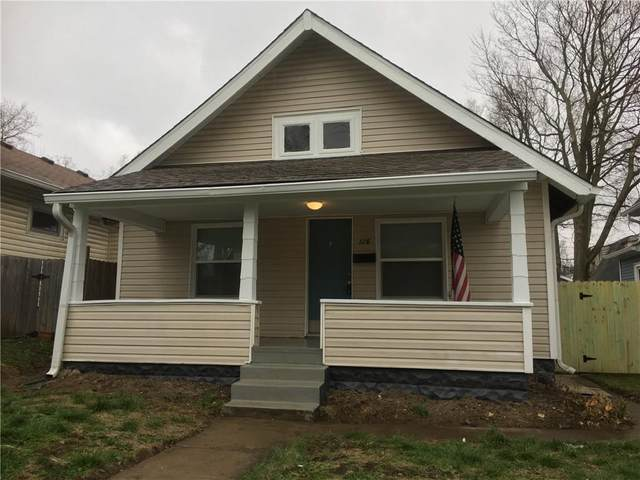 326 W 31ST Street, Indianapolis, IN 46208 (MLS #21703700) :: HergGroup Indianapolis