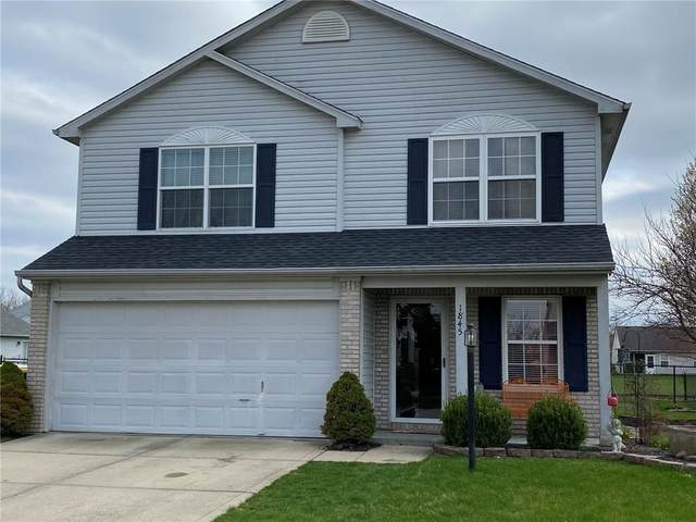 1845 Cold Spring Drive, Brownsburg, IN 46112 (MLS #21703703) :: HergGroup Indianapolis