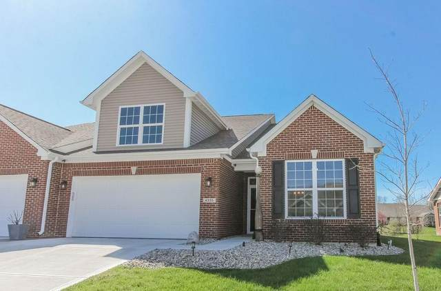 4335 Switchgrass Way, Indianapolis, IN 46237 (MLS #21703707) :: The ORR Home Selling Team