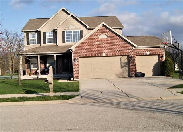 6209 Saw Mill Drive, Noblesville, IN 46062 (MLS #21703729) :: David Brenton's Team