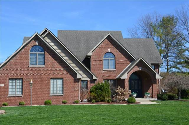 2414 Overlook Drive, Shelbyville, IN 46176 (MLS #21703736) :: Anthony Robinson & AMR Real Estate Group LLC