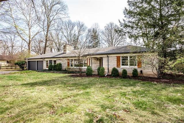 7015 N Pennsylvania Street, Indianapolis, IN 46220 (MLS #21703786) :: The Indy Property Source