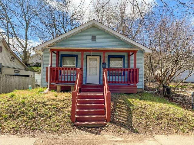 960 E Pleasant Run Parkway North Drive, Indianapolis, IN 46203 (MLS #21703787) :: Anthony Robinson & AMR Real Estate Group LLC