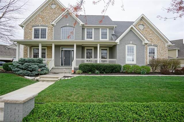 13603 Alston Drive, Fishers, IN 46037 (MLS #21703815) :: The ORR Home Selling Team
