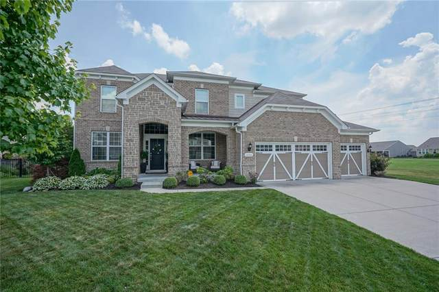 14263 Camelot House Way, Fishers, IN 46037 (MLS #21703819) :: Heard Real Estate Team | eXp Realty, LLC