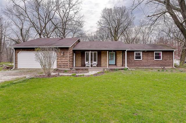 1859 Je To Lake Drive W, Avon, IN 46123 (MLS #21703869) :: Mike Price Realty Team - RE/MAX Centerstone