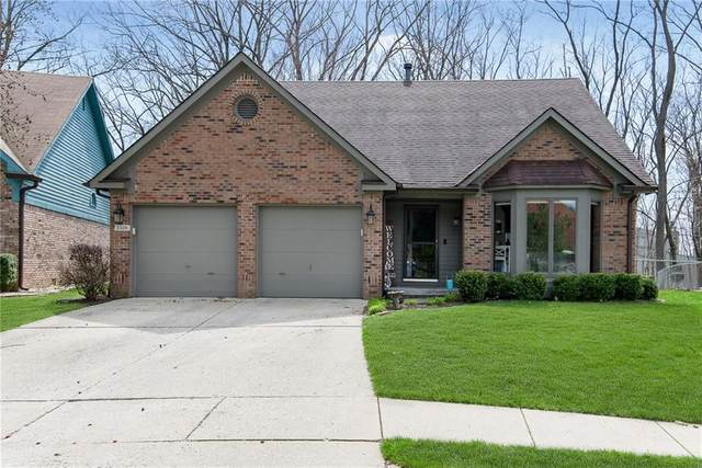 3328 Fox Orchard Circle, Indianapolis, IN 46214 (MLS #21703877) :: The Indy Property Source