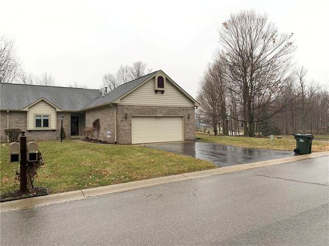 1614 N Walnut Trace, Greenfield, IN 46140 (MLS #21703878) :: AR/haus Group Realty