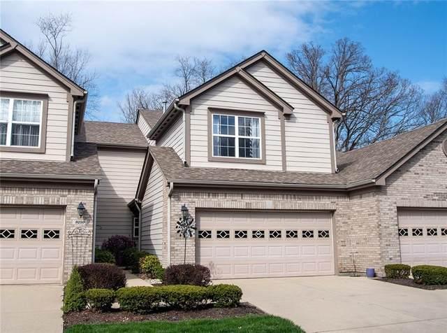 9256 Muir Lane, Fishers, IN 46037 (MLS #21703911) :: Heard Real Estate Team | eXp Realty, LLC